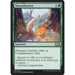 Verte - Naturalisation (C) [M15] FOIL