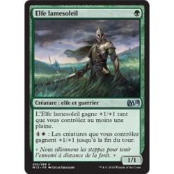 Verte - Elfe lamesoleil (U) [M15] FOIL