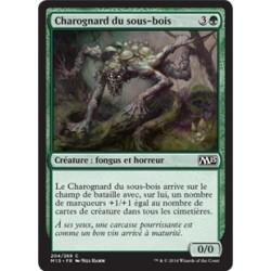 Verte - Charognard du sous-bois (C) [M15] FOIL