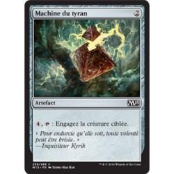 Artefact - Machine du tyran (C) [M15] FOIL