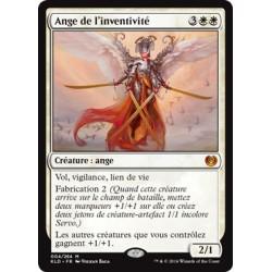 Blanche - Ange de l'inventivité (M) [KLD]