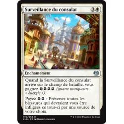 Blanche - Surveillance du consulat (U) [KLD]