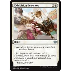 Blanche - Exhibition de servos (U) [KLD]