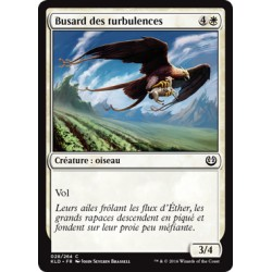 Blanche - Busard des turbulences (C) [KLD]