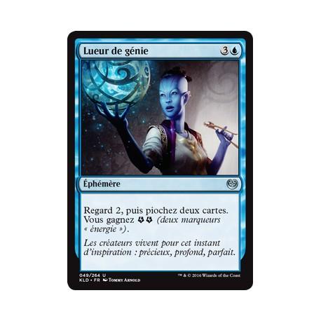 Bleue - Lueur de génie (U) [KLD]