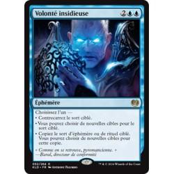Bleue - Volonté insidieuse (R) [KLD]