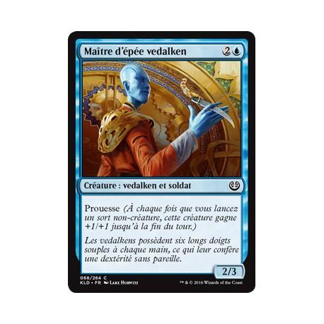 Bleue - Maître d'épée vedalken (C) [KLD]