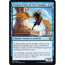 Bleue - Forgeur d'ailes de Vive-Soudure (C) [KLD]