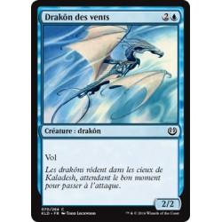 Bleue - Drakôn des vents (C) [KLD]