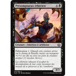 Noire - Présomptueux éthérien (C) [KLD]