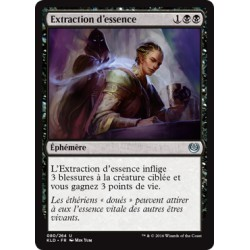 Noire - Extraction d'essence (U) [KLD]
