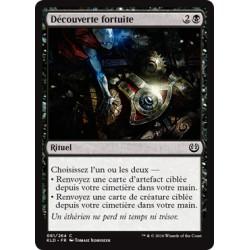 Noire - Découverte fortuite (C) [KLD]