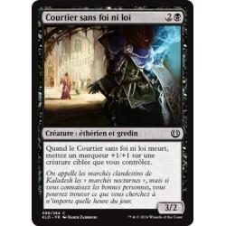 Noire - Courtier sans foi ni loi (C) [KLD]