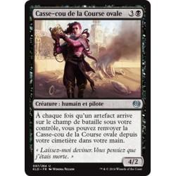 Noire - Casse-cou de la Course Ovale (U) [KLD]
