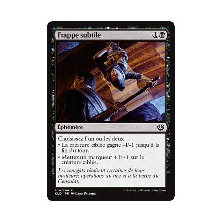 Noire - Frappe subtile (C) [KLD]