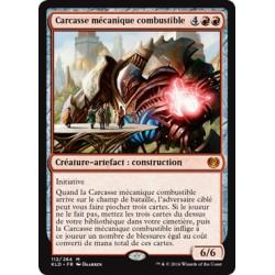 Rouge - Carcasse mécanique combustible (M) [KLD]