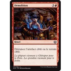 Rouge - Démolition (C) [KLD]