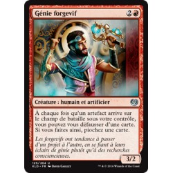 Rouge - Génie forgevif (U) [KLD]