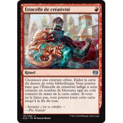 Rouge - Etincelle de créativité (U) [KLD]
