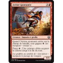 Rouge - Artiste spontanée (C) [KLD]