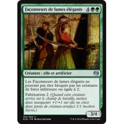 Verte - Façonneurs de lames élégants (U) [KLD]