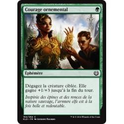 Verte - Courage ornemental (C) [KLD]