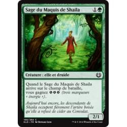 Verte - Sage du Maquis de Shaila (C) [KLD]