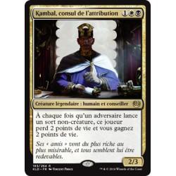 Or - Kambal, consul de l'attribution (R) [KLD]