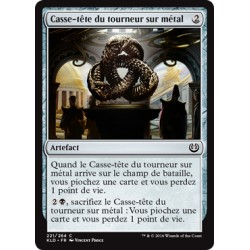 Artefact - Casse-tête du tourneur sur Métal (C) [KLD]