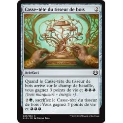 Artefact - Casse-tête du tisseur de Bois (C) [KLD]