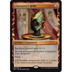 Artefact - Champion's Helm (M) [MSP]