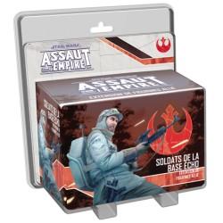 Star Wars Assaut sur l'Empire - Soldats de la Base Echo