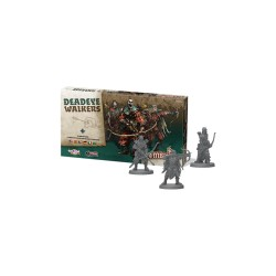 Black Plague - Deadeye Walkers - Zombicide