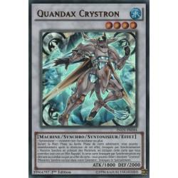 Quandax Crystron (UR) [INOV]
