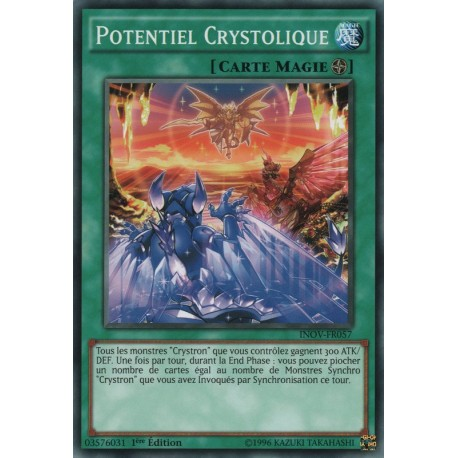 Potentiel C Rystolique (C) [INOV]