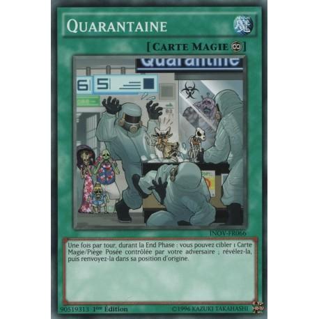 Quarantaine (SP) [INOV]
