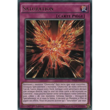 Saturation (R) [INOV]