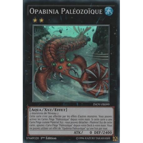 Opabinia Paléozoïque (SR) [INOV]