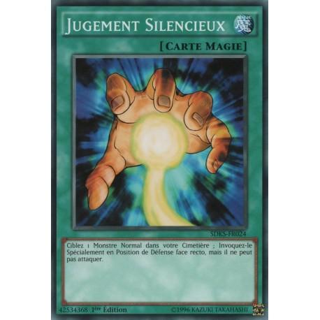 Jugement Silencieux (C) [SDKS]