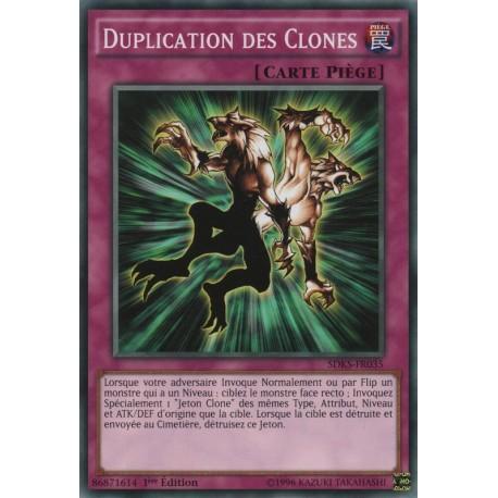 Duplication Des Clones (C) [SDKS]