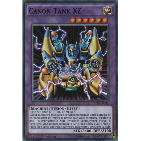 Canon Tank Xz (C) [SDKS]