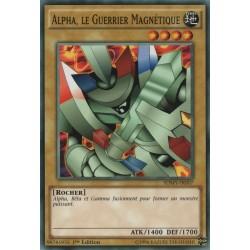 Alpha, le Guerrier Magnétique (C) [SDMY]