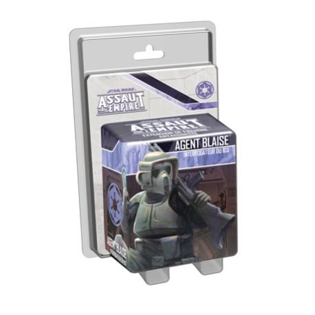 Star Wars Assaut sur l'Empire - Agent Blaise, Interrogateur du BSI