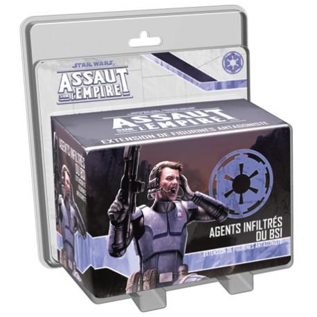 Star Wars Assaut sur l'Empire - Agent Infiltrés du BSI