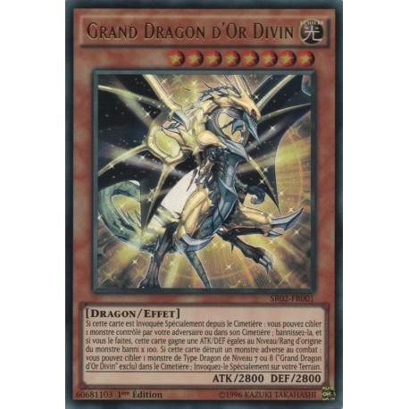 Grand Dragon D'or Divin (UR) [SR02]