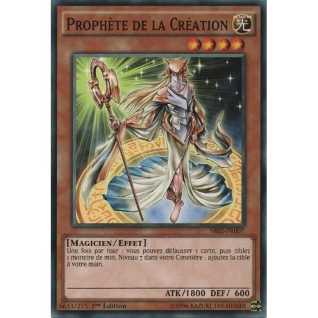 Prophète de la Création (C) [SR02]