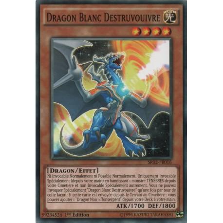 Dragon Blanc Destruvouivre (C) [SR02]
