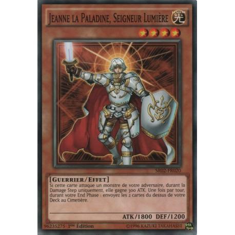 Jeanne la Paladine, Seigneur Lumière (C) [SR02]