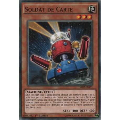 Soldat de Carte (C) [SR02]
