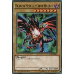 Dragon Noir aux Yeux Rouges (C) [LDK2]